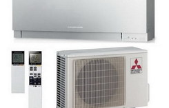 Настенный кондиционер Mitsubishi Electric MSZ-EF42VE2 / MUZ-EF42 VE S Inverter